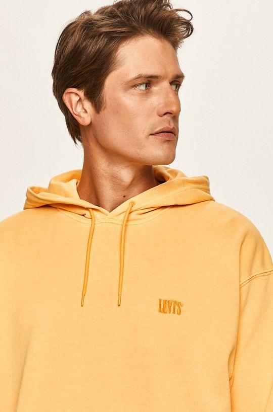 žlutá Levi's - Mikina