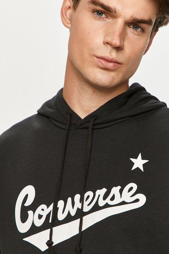 czarny Converse - Bluza