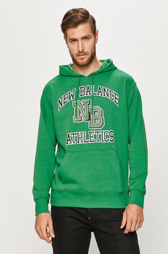verde New Balance - Bluza De bărbați