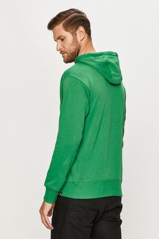 New Balance - Bluza  Materialul de baza: 64% Bumbac, 36% Poliester  Captuseala glugii: 100% Bumbac Banda elastica: 96% Bumbac, 4% Elastan