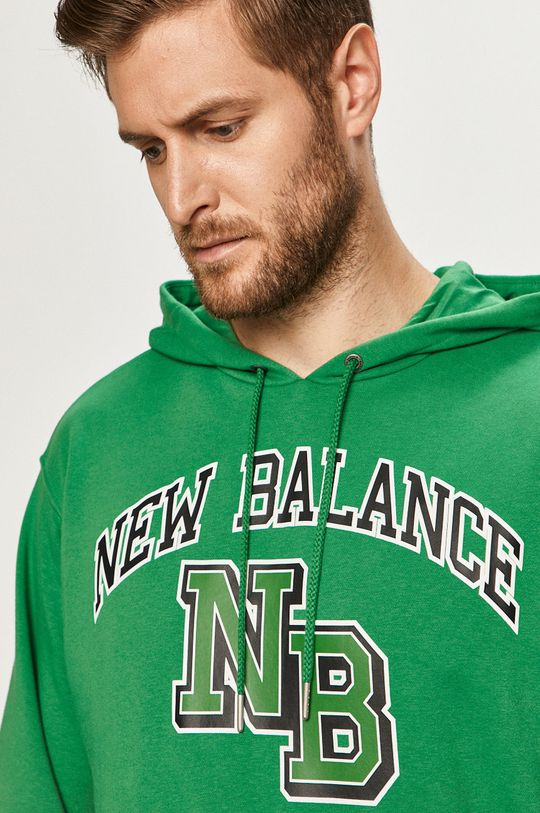 verde New Balance - Bluza