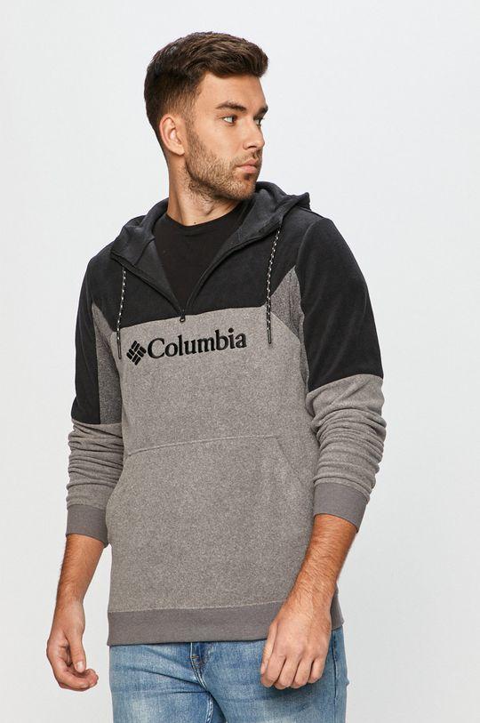grafit Columbia - Bluza De bărbați