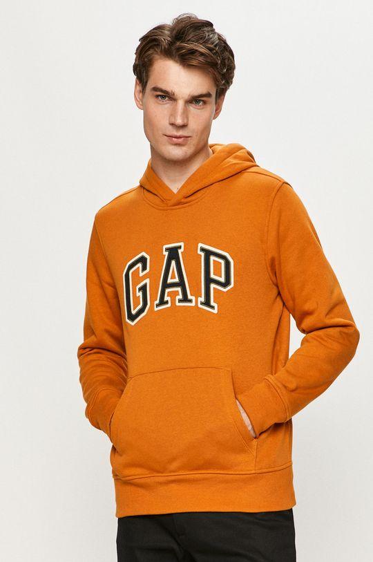 portocaliu GAP - Bluza De bărbați