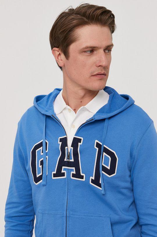 modrá GAP - Mikina Pánský