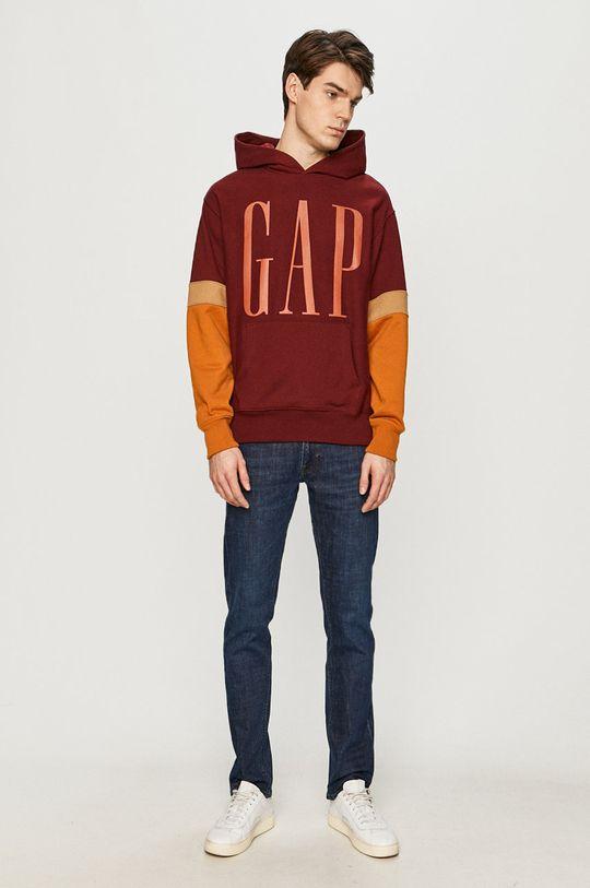 GAP - Bluza karminowy