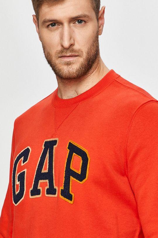 czerwony GAP - Bluza