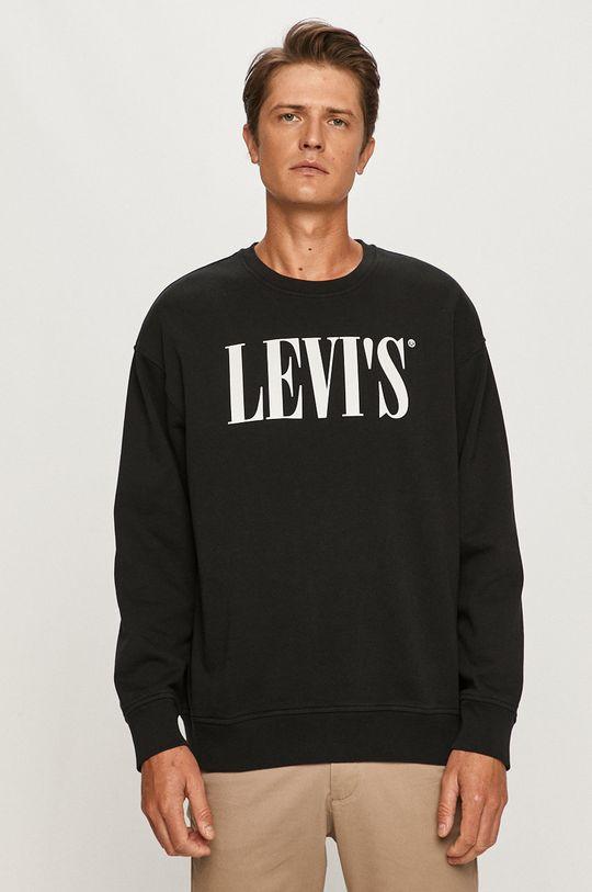 negru Levi's - Bluza De bărbați