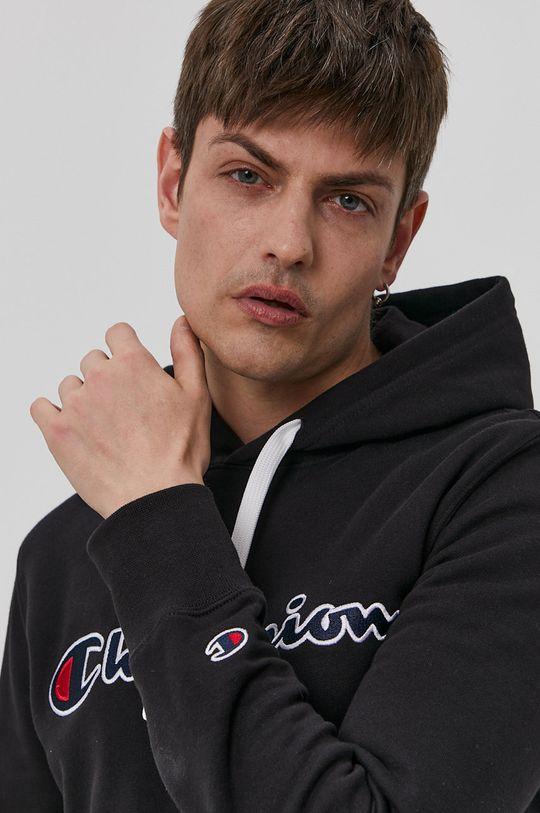 czarny Champion - Bluza bawełniana