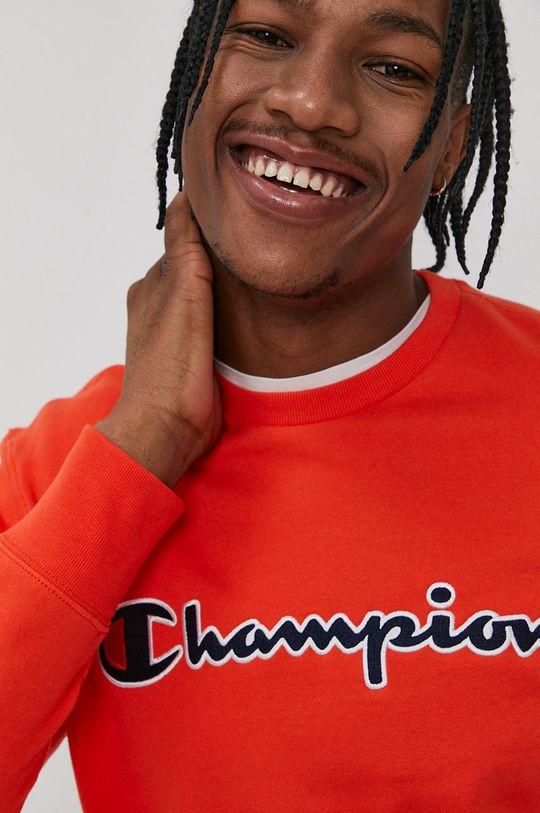 oranžová Champion - Mikina