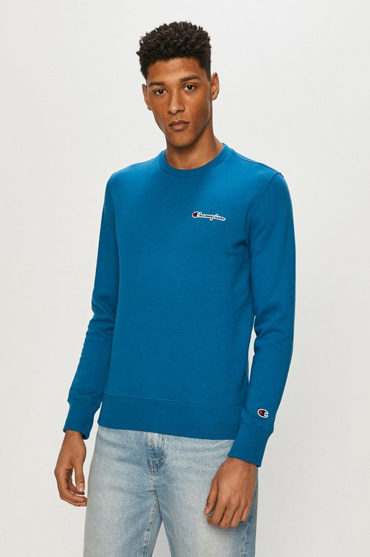 niebieski Champion - Bluza 214781 Męski