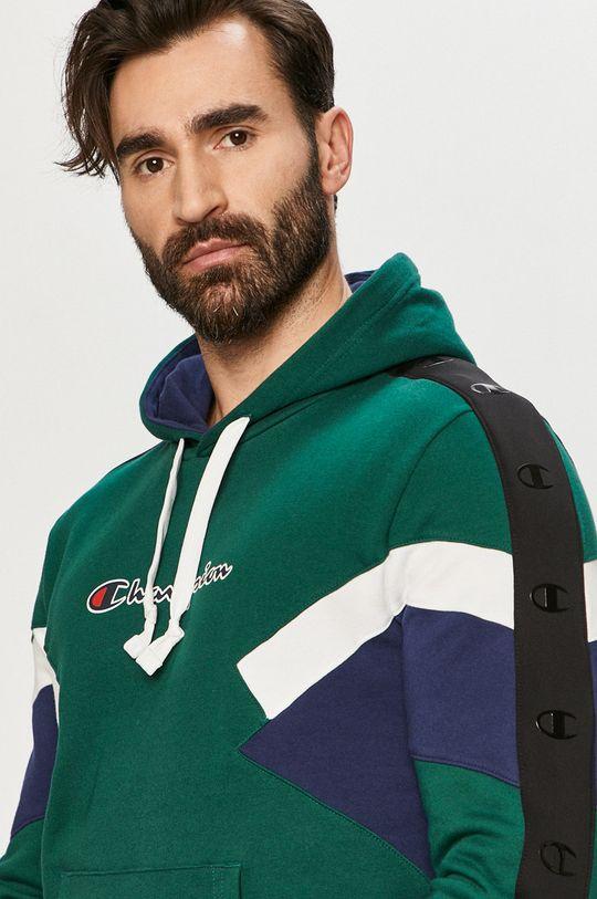 stalowy zielony Champion - Bluza