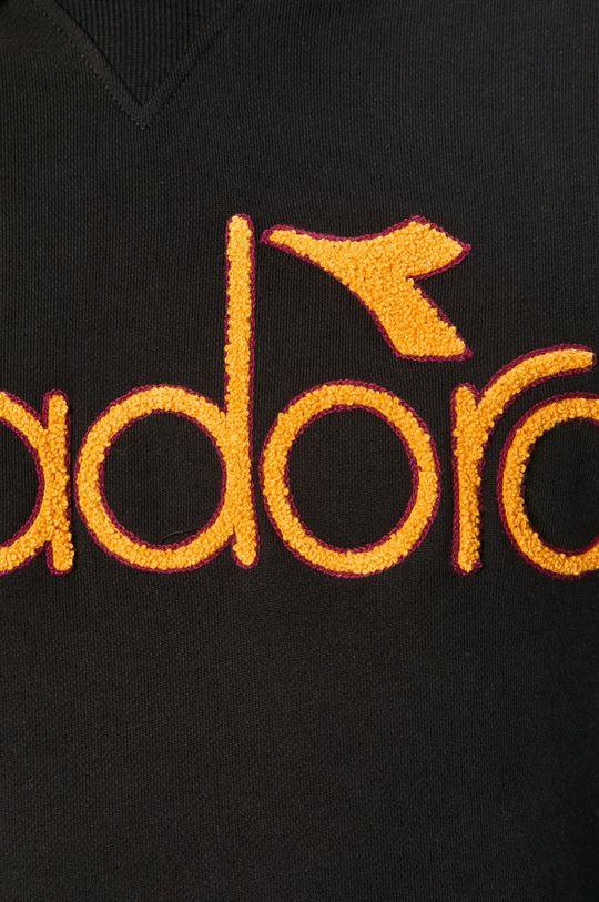 Diadora - Bluza bawełniana Męski