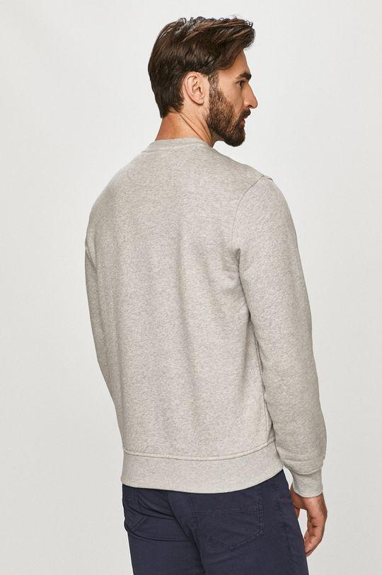 Lacoste - Mikina  Hlavní materiál: 83% Bavlna, 17% Polyester Stahovák: 97% Bavlna, 3% Elastan