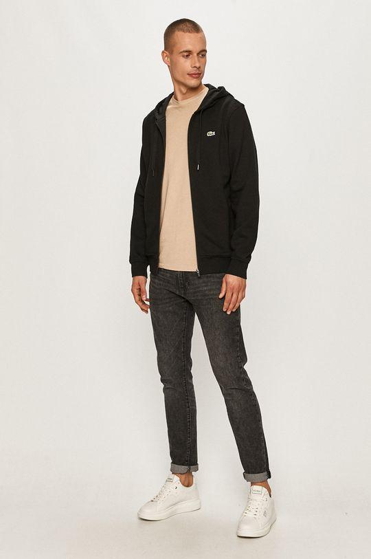 Lacoste - Bluza czarny