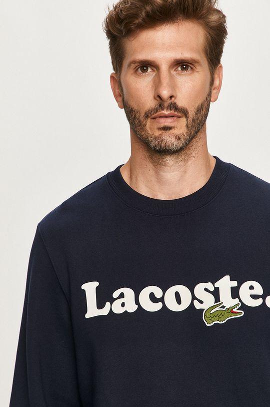 námořnická modř Lacoste - Mikina