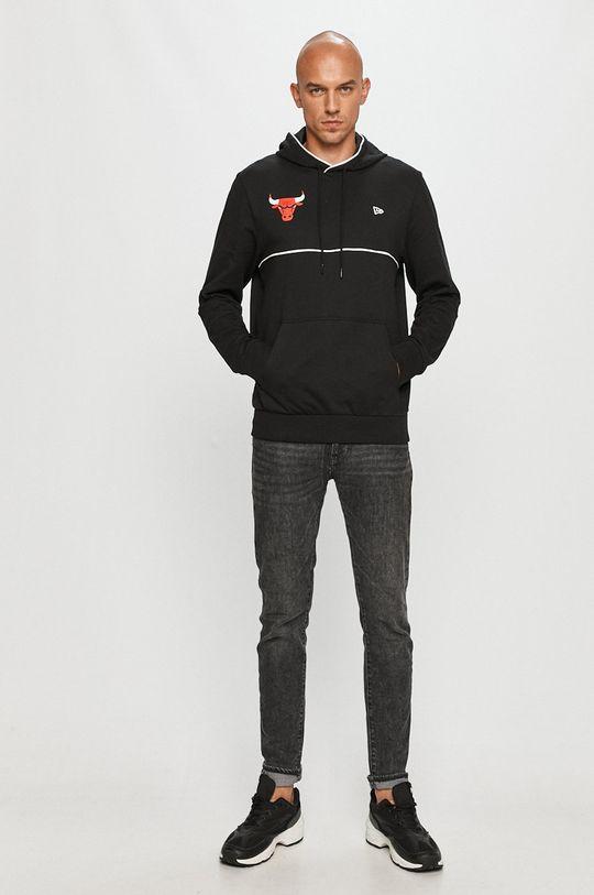 New Era - Bluza czarny