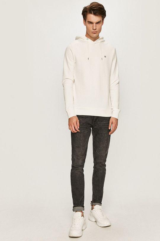 Premium by Jack&Jones - Bluza biały