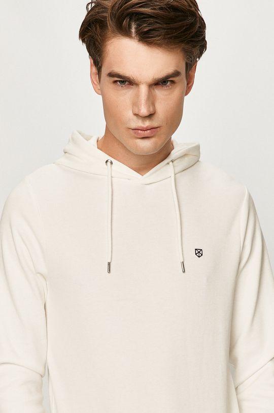 biały Premium by Jack&Jones - Bluza