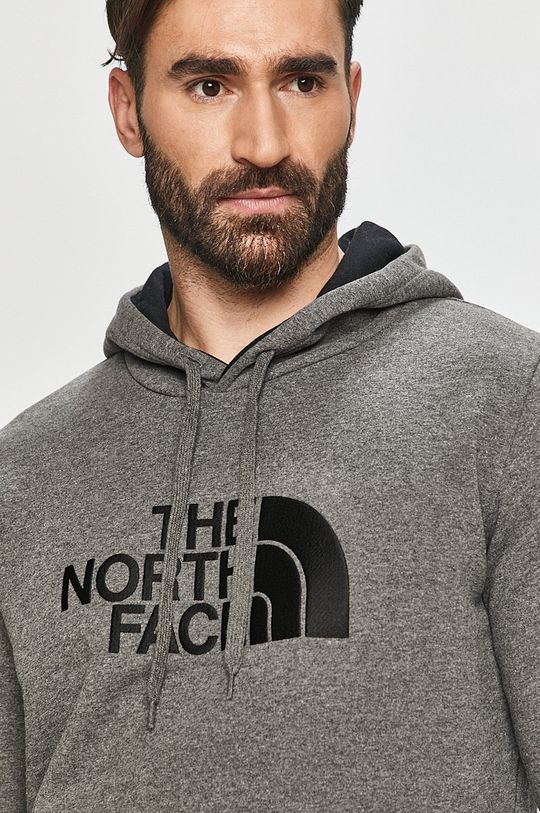 šedá The North Face - Mikina