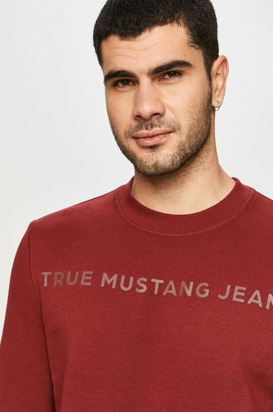 kasztanowy Mustang - Bluza
