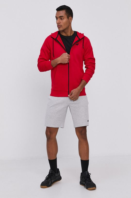 rosu 4F - Bluza De bărbați