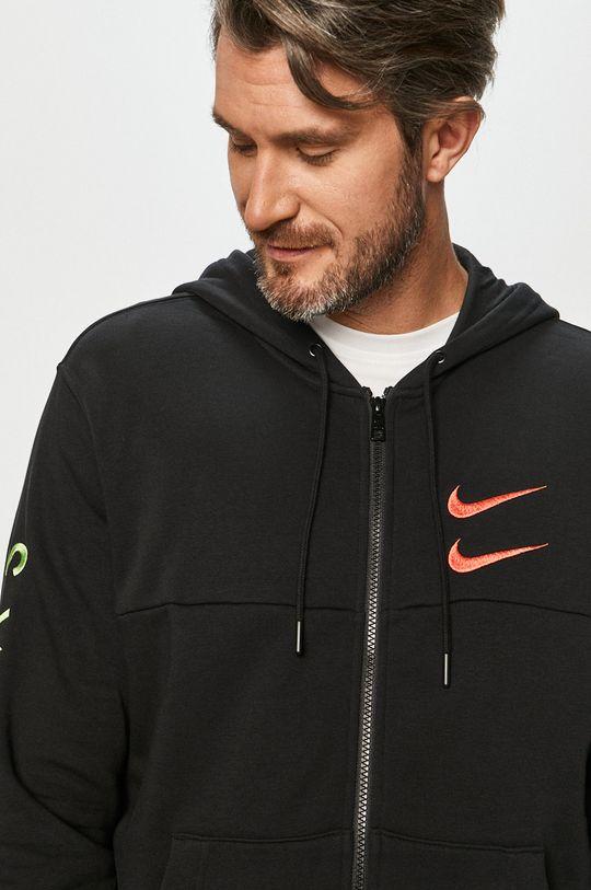Nike Sportswear - Mikina  Základná látka: 80% Bavlna, 20% Polyester Podšívka kapucne : 100% Bavlna
