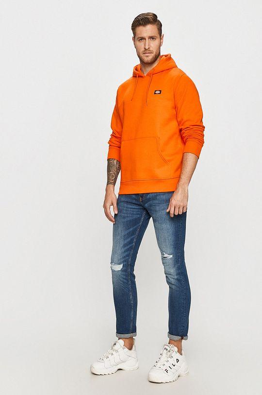Dickies - Mikina oranžová