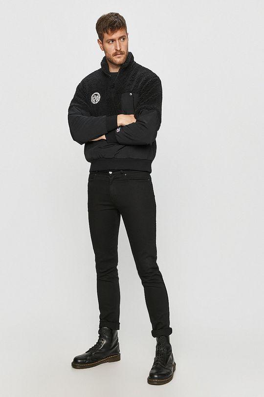 Russell Athletic - Kurtka czarny