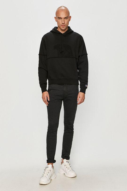 Russell Athletic - Bluza negru
