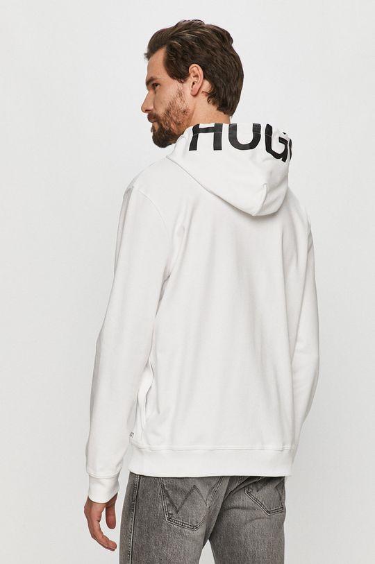 biały Hugo - Bluza bawełniana Męski
