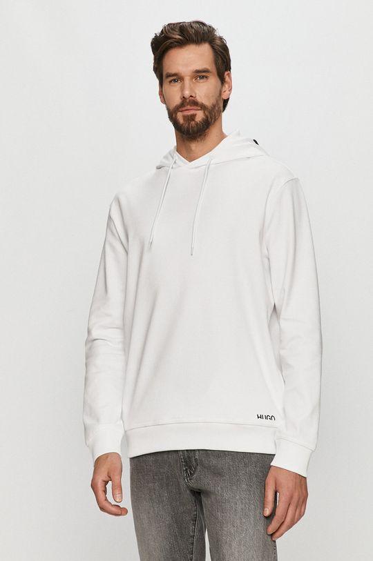 biały Hugo - Bluza bawełniana