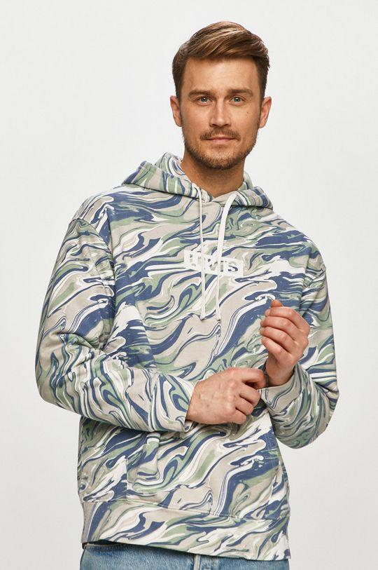 jasny niebieski Levi's - Bluza bawełniana