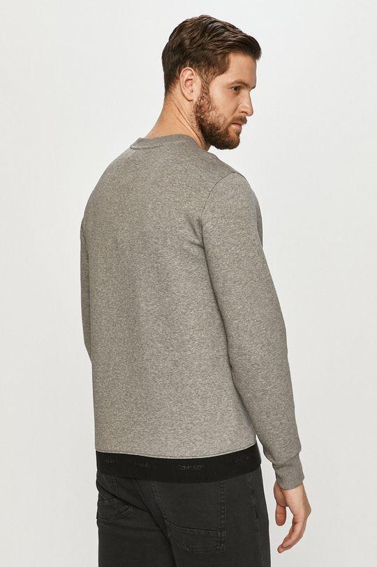 Calvin Klein - Bluza  79% Bumbac, 5% Elastan, 16% Poliester