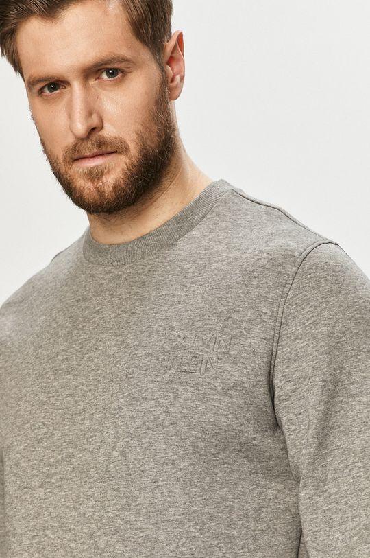 gri Calvin Klein - Bluza