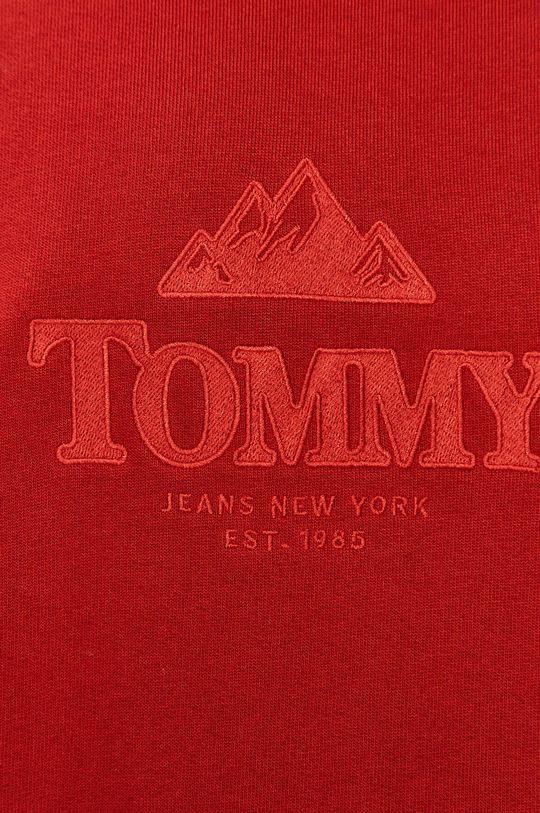 Tommy Jeans - Bavlněná mikina Pánský
