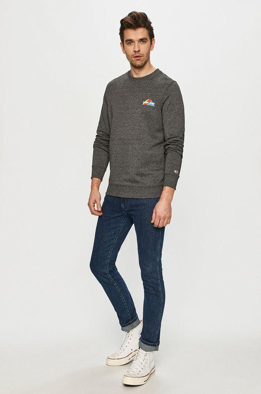 Tommy Jeans - Bluza szary