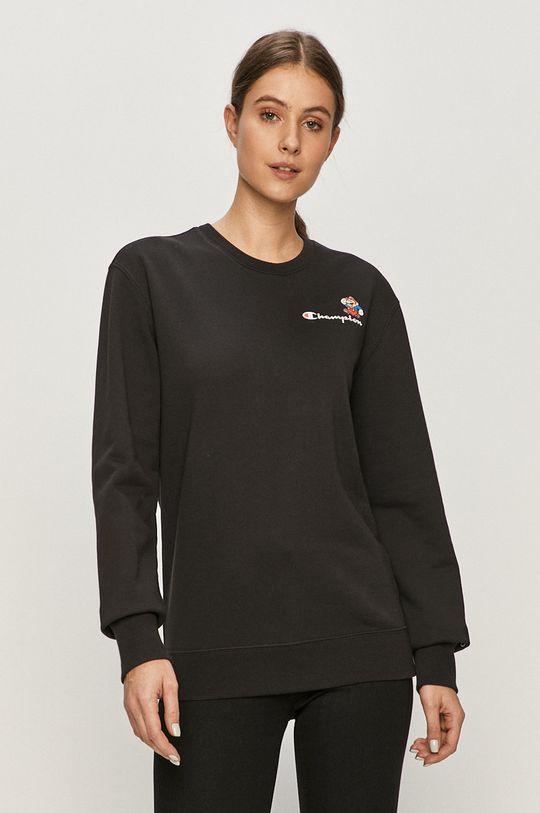czarny Champion - Bluza bawełniana Unisex