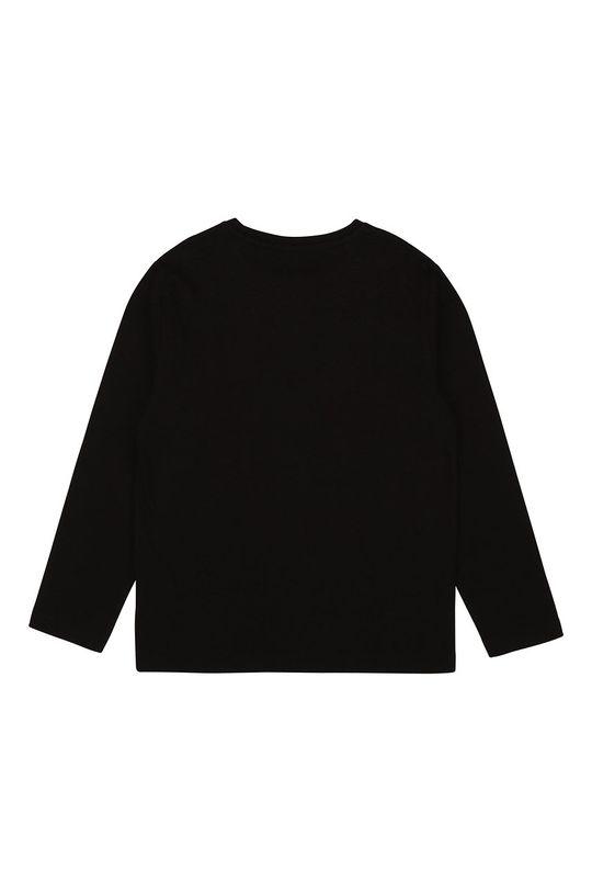 Boss - Longsleeve copii 116-152 cm negru