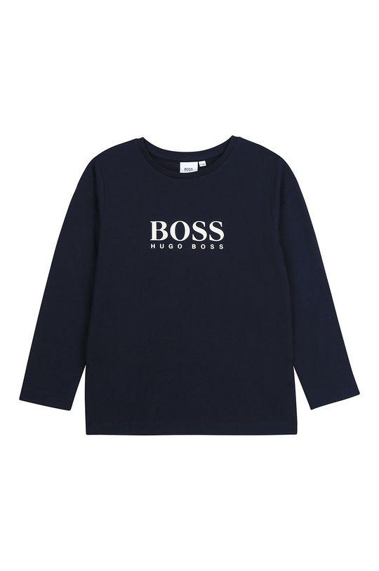 sötétkék Boss - Gyerek hosszúujjú Fiú