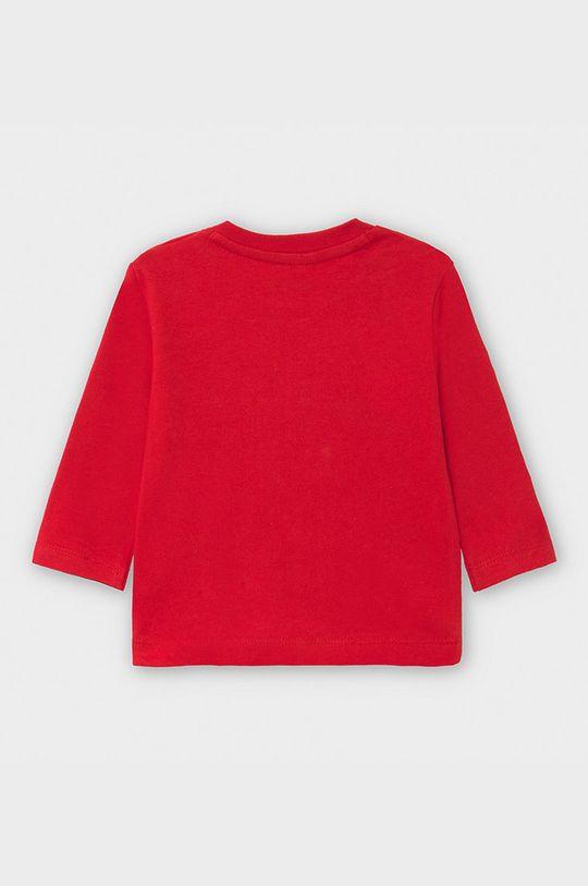 Mayoral - Дитячий лонгслів 69-98 cm червоний