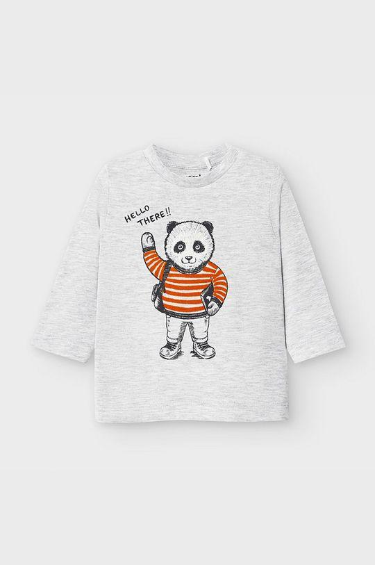 сірий Mayoral - Дитячий лонгслів 68-98 cm Для хлопчиків