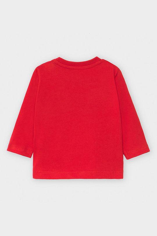 Mayoral - Longsleeve dziecięcy 68-98 cm czerwony