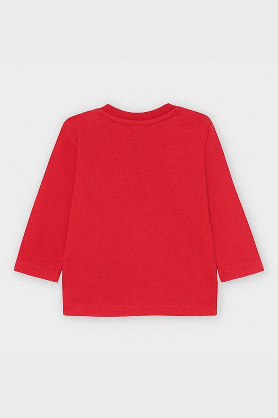 Mayoral - Longsleeve copii 68-98 cm rosu