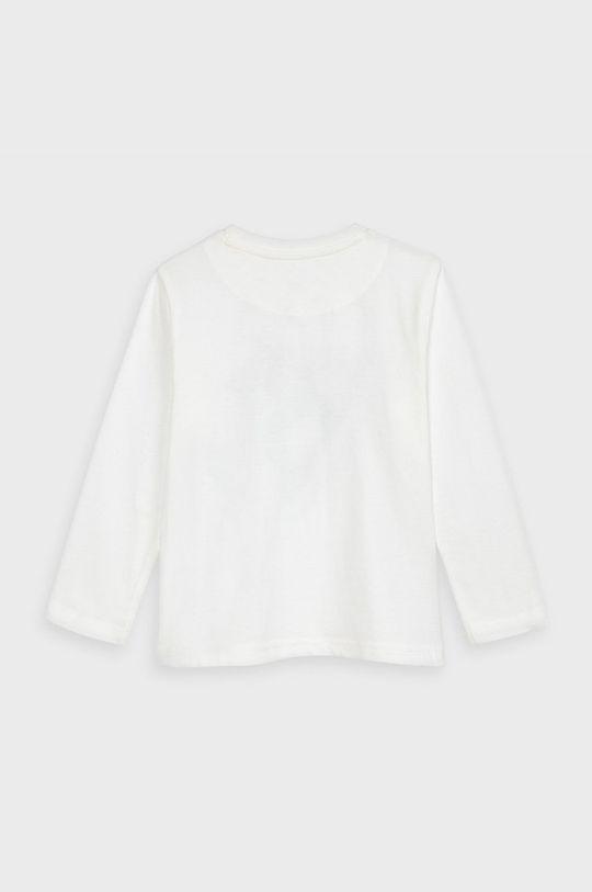 Mayoral - Дитячий лонгслів 92-134 cm білий