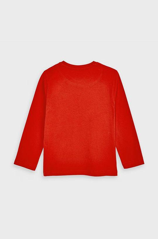 Mayoral - Longsleeve copii 92-134 cm rosu ascutit