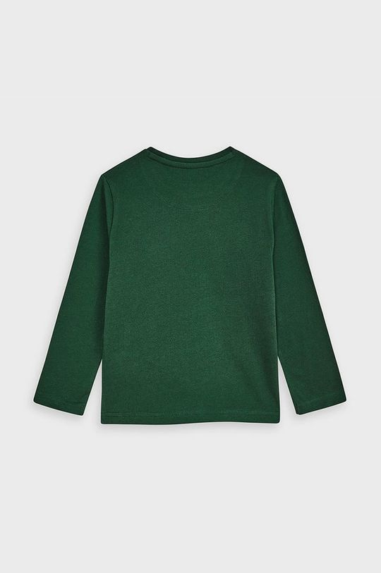 Mayoral - Longsleeve copii 92-134 cm verde inchis
