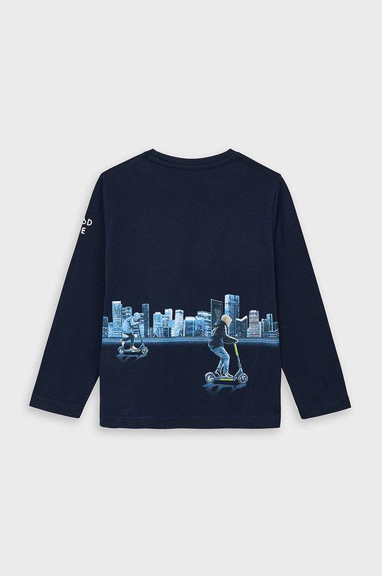 Mayoral - Дитячий лонгслів 92-134 cm блакитний