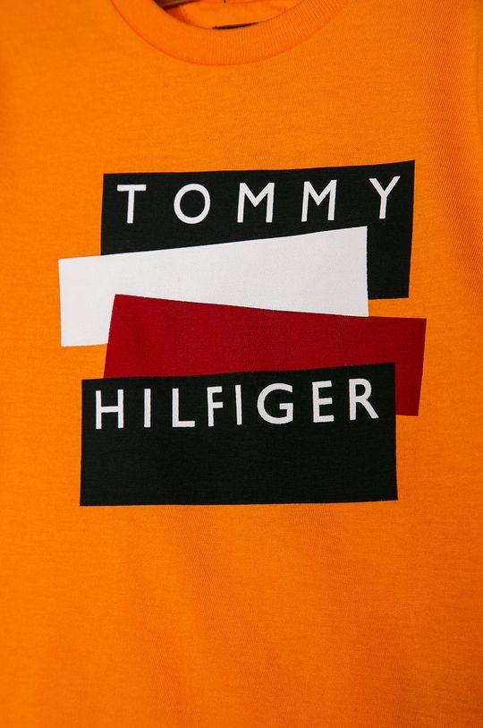 Tommy Hilfiger - Longsleeve dziecięcy 74-176 cm 100 % Bawełna