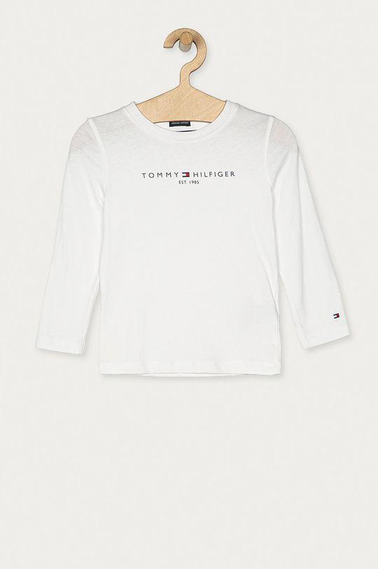 білий Tommy Hilfiger - Дитячий лонгслів 104-176 cm Для хлопчиків