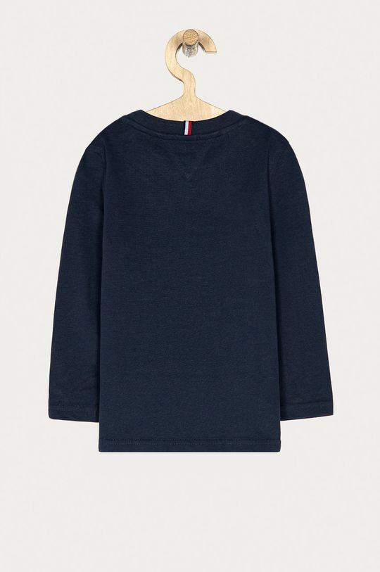 Tommy Hilfiger - Detské tričko s dlhým rukávom 104-176 cm tmavomodrá
